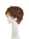 Hair Wig Over The Mannequin Head Stock Photography - 46519522