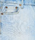 Front Pocket Denim Jeans Composition Royalty Free Stock Photo - 46519745