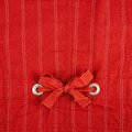 Fragment Of A Striped Red Cloth Stock Photo - 46519950