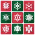 Snowflakes Stock Photography - 46541822