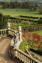 Classical Garden Landscape In Wales Stock Photo - 46560220