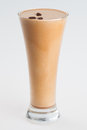 Iced Chocolate Coffee Frappe Drink Royalty Free Stock Photos - 46576698