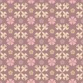 Oriental Seamless Pattern Damask Arabesque And Floral Elements T Stock Photo - 46583000