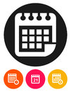 Calendars Royalty Free Stock Images - 46586759