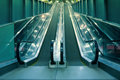 Escalators Royalty Free Stock Images - 4661769