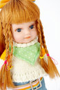 Blond Doll Stock Image - 4665021