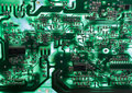 Old Television Circuit Board Stock Photos - 4665333