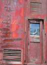 Old Rusty Door. Royalty Free Stock Photography - 4665557