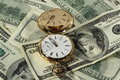 Time Dollars Royalty Free Stock Photo - 4666495
