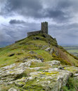 Brentor Church Royalty Free Stock Photography - 4669547