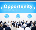 Business People Opportunity Web Design Concepts Royalty Free Stock Images - 46612459