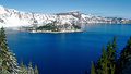 Crater Lake Royalty Free Stock Image - 46616676