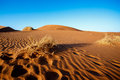 Sand Dunes At Sossusvlei, Namibia Stock Photography - 46621322