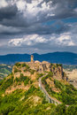Civita Di Bagnoregio, Lazio, Italy Stock Photography - 46629742