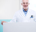 Doctor With Sign Stock Images - 46630114