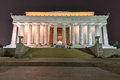 Lincoln Memorial At Night Stock Photography - 46632922