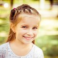 Cute Little Girl Royalty Free Stock Photography - 46634577