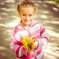 Cute Little Girl Royalty Free Stock Images - 46634639