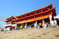 Chinese Temple Stock Images - 46635374