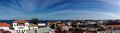 Panorama Over Rooftops Stock Photo - 46639290