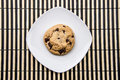 Chocolate Chip Cookies Stock Image - 46662671