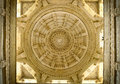 Ranakpur Jain Temple Dome Ceiling Stock Image - 46688021