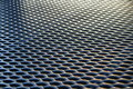 Metal Grating Pattern Royalty Free Stock Image - 4675616