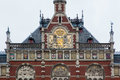 Detail Of Amsterdam Central Station Stock Image - 46735501