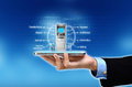 Mobile Banking Concept Stock Photography - 46742492