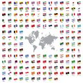 Country Flags Stock Photography - 46757622