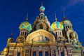 Church Of The Savior On Spilled Blood  In St. Petersburg Stock Photography - 46775342