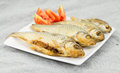 Fried Fish Royalty Free Stock Image - 46789286