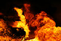 Fire And Explosion Royalty Free Stock Image - 46796086