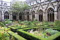 Courtyard Of The Dom Church, Utrecht, Holland Royalty Free Stock Image - 46815946