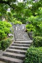 Ancient Stone Path Stock Image - 46859491