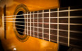 Guitar Strings Royalty Free Stock Images - 46868659