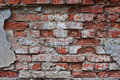 The Wall Of The Old Brick House . Royalty Free Stock Images - 46868669