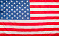American United States USA Flag Royalty Free Stock Photography - 46880187