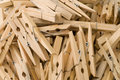 Clothespins Royalty Free Stock Photo - 4694695