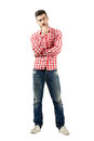 Thoughtful Young Man Having A Dilemma Royalty Free Stock Image - 46904146