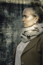 Girl With Scarf Royalty Free Stock Photos - 46931288