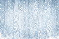 Wood Texture With Snow Christmas Background Royalty Free Stock Photography - 46964707