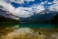 Emerald Lake Royalty Free Stock Image - 46980686