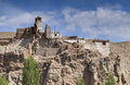 Ruins At Basgo Monastery Royalty Free Stock Photos - 46983728