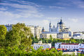 Almudena Cathedral Of Madrid, Spain Stock Image - 47004731