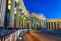 Kazan Cathedral In Saint Petersburg, Russia Stock Photography - 47010922