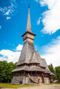 Wood Church Royalty Free Stock Images - 47011089