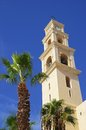 St. Peter S Church, Jaffa Royalty Free Stock Photography - 47042847