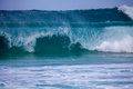 Wave Breaking Royalty Free Stock Photos - 47043318