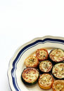 Panfried Green Yellow Zucchini Stock Photography - 4710902